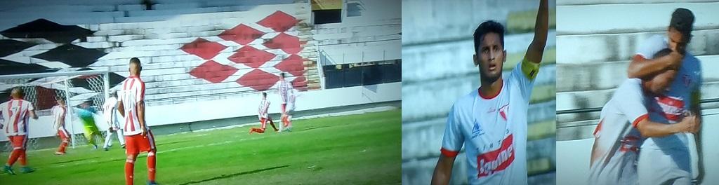 8184a0dc9b O time do Centro Limoeirense foi a campo na tarde deste domingo (09)  enfrentar a equipe