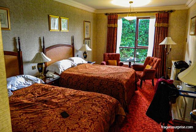 Apartamento do Hotel Radisson Blu St Helen's, em Dublin