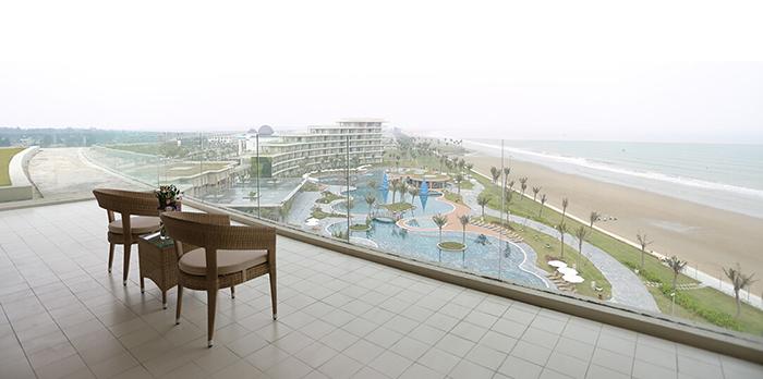 Phòng Family Suite Plus khách sạn FLC Sầm Sơn 06