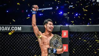 ONE Championship: Nhà vô địch thế giới hạng nhẹ Ok Rae Yoon