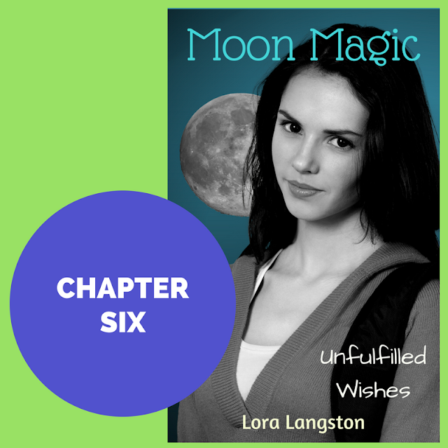 YA Fiction Online: Moon Magic Chapter Six