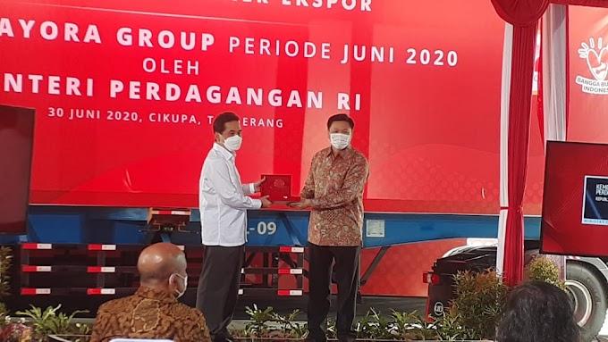 Ditpamobvit Polda Banten PAM VIP Kunker Menteri Perdagangan RI Di Wilkum Polresta Tangerang