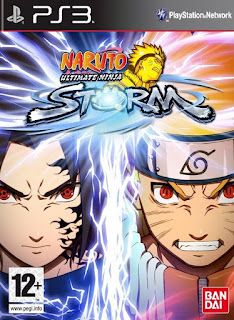 NARUTO ULTIMATE NINJA STORM 1 PS3 TORRENT