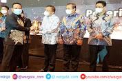 Kapolres Apresiasi Pemkab Bone Atas Prestasi Penghargaan Pencapaian Pembangunan Daerah
