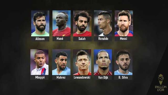 Lễ trao giải Quả Bóng Vàng 2019: Messi đoạt giải lần thứ 6 kỷ lục 4