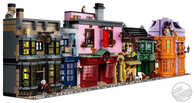 LEGO Harry Potter Diagon Alley Set
