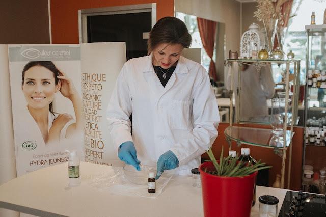 Boutiques cosmétiques ethique bio narbonne