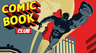 Comic Book Club graphic