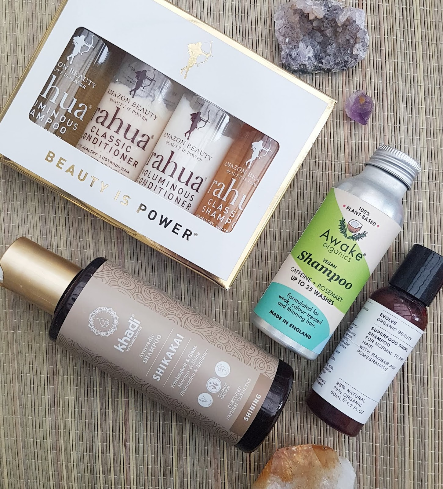 Hair Loss shampoo conditioner - Natural Hair Loss Recovery Review