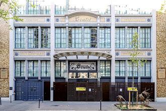 Paris : Ancienne manufacture de la Maison Boutet, le passé industriel du Faubourg Saint Antoine réinventé en hôtel cinq étoiles - XIème