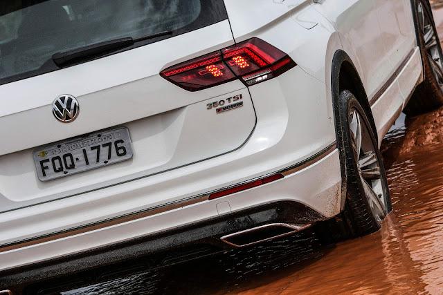 VW Tiguan AllSpace 2019 R-Line 4Motion AWD