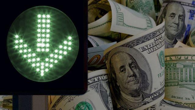 Dólar bajar frente a monedas de la región