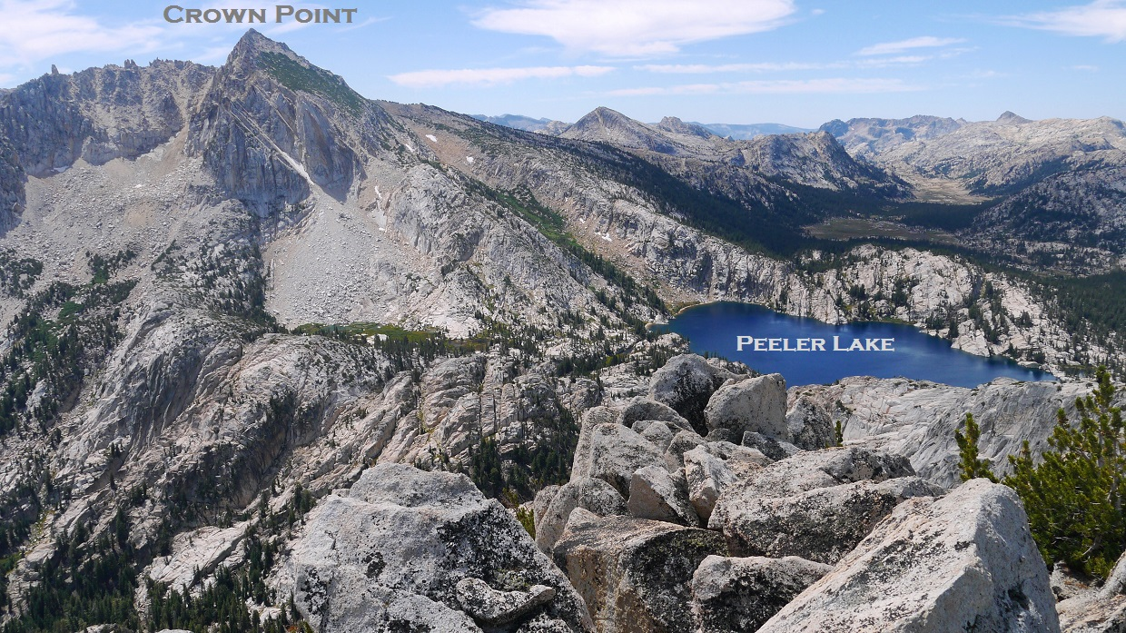 Peaks For Freaks: Crown Point, Cirque Mountain