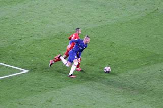 Chelsea Vs Arsenal champions League match
