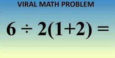 Viral Math Problem