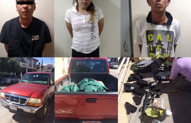 Caen tres SICARIOS que refaguearon negocios en Chihuahua