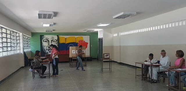 Desolación y arbitrariedades marcan farsa electoral en Venezuela