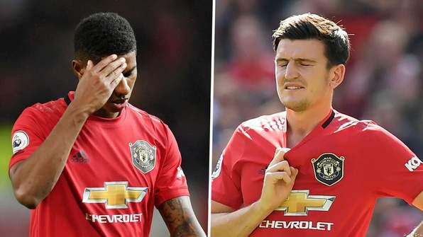 Rashford, Lindelof & Maguire Doubts for Bournemouth Game