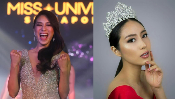 Bernadette Ong es Miss Universe Singapore 2020