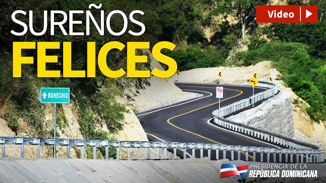 VIDEO: Los sureños están felices; Danilo entrega carretera Padre Las Casas-Bohechío