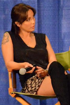 Lexa Doig (Dr. Carolyn Lam)