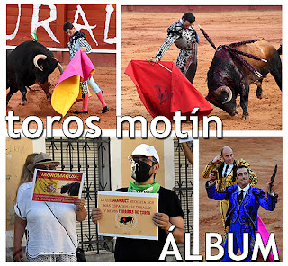 Fotos Toros Motín Aranjuez 2021
