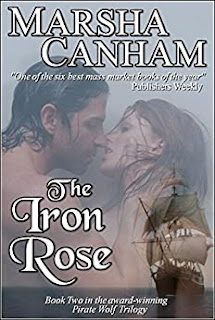 The Iron Rose (Pirate Wolf series) by Marsha Canham
