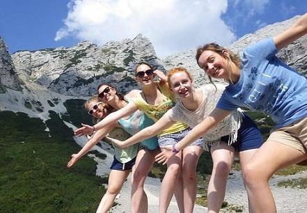 Taman Nasional Trizlv, Destinasi Wisata di Slovenia