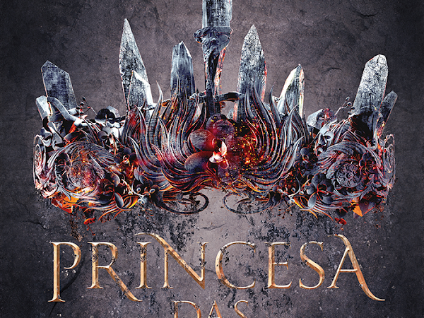 [Resenha] Princesa das Cinzas, livro 1, de Laura Sebastian e Arqueiro