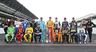 2019 Monster Energy Series Playoffs Field #NASCAR