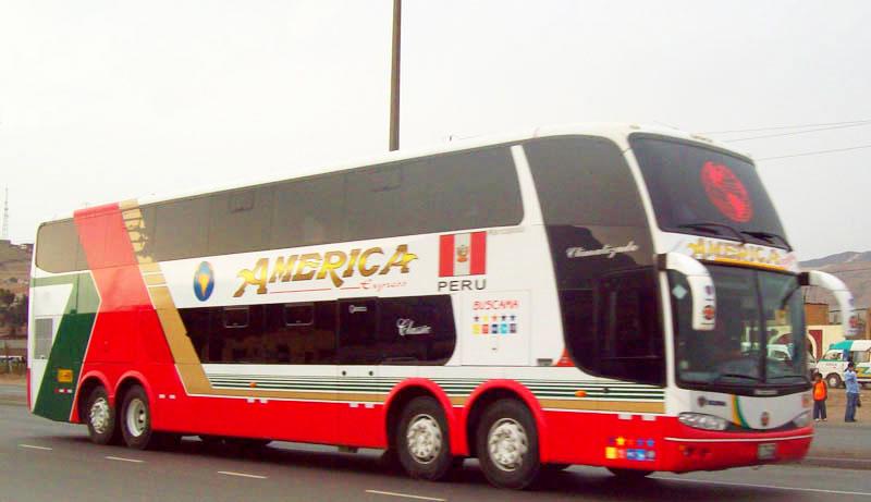 Agencia de America Express en Nuevo Chimbote
