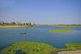 The world's biggest river island Majuli