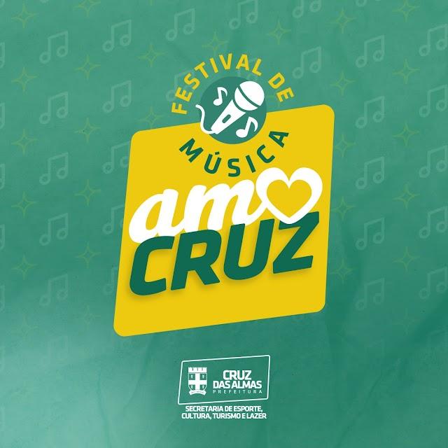 Festival de Música Amo Cruz: Prefeitura começa série de lives com artistas locais nesta terça (20)