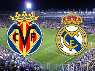 Вильярреал – Реал Мадрид смотреть онлайн бесплатно 1 сентября 2019 прямая трансляция в 22:00 МСК.