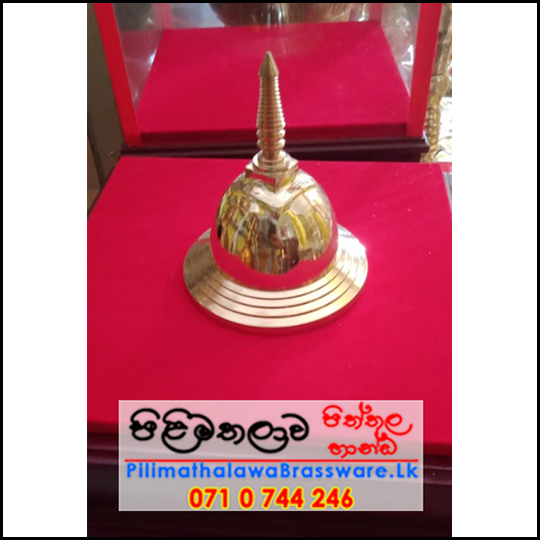 Gold Plated Small Karadu - from 3 inch - කුඩා කරඩු - අගල් 3 සිට