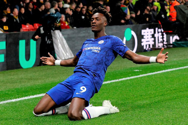Chelsea cursed jersey,I was warned not to give the No.9 jersey to Tammy - Frank Lampard, Tammy Abraham