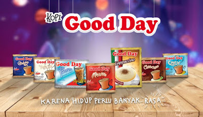 iklan minuman good day