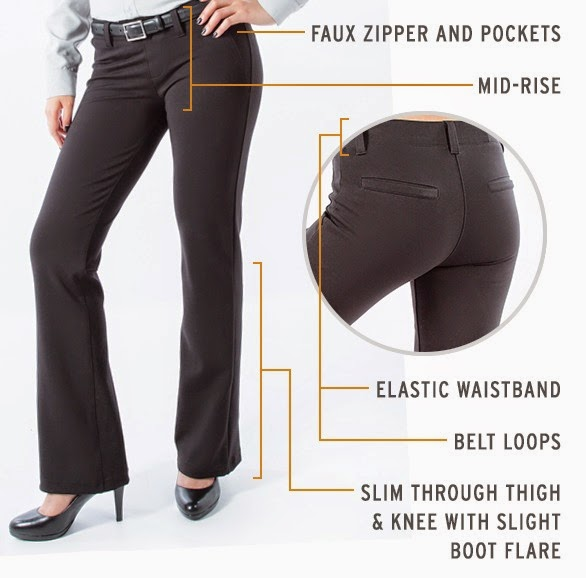 International Giveaway: Win Yoga Dress Pants Of Your
