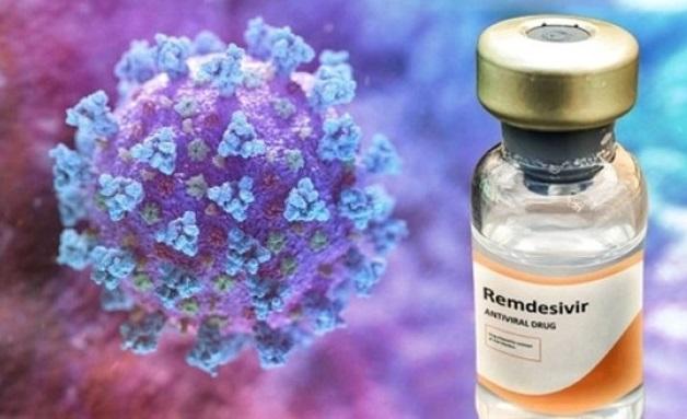 دواء ريمديسڤير مضاد للفيروسات قوى المفعول remdesivir
