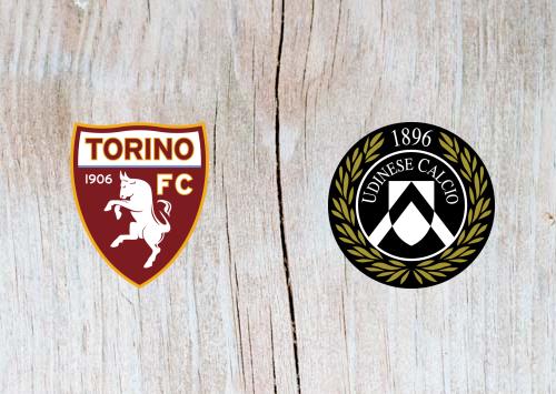 Torino vs Udinese - Highlights 10 February 2019