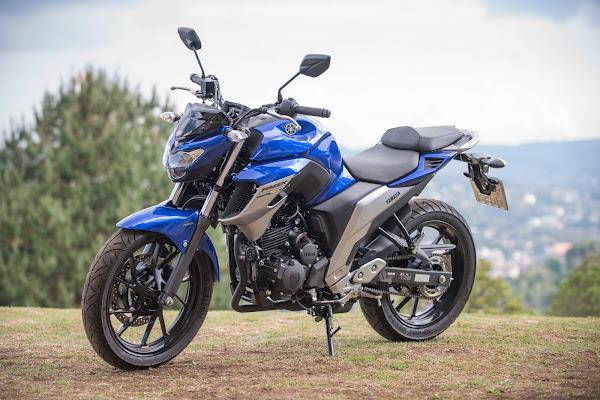 As motos mais vendidas do Brasil na 1ª quinzena de março de 2021