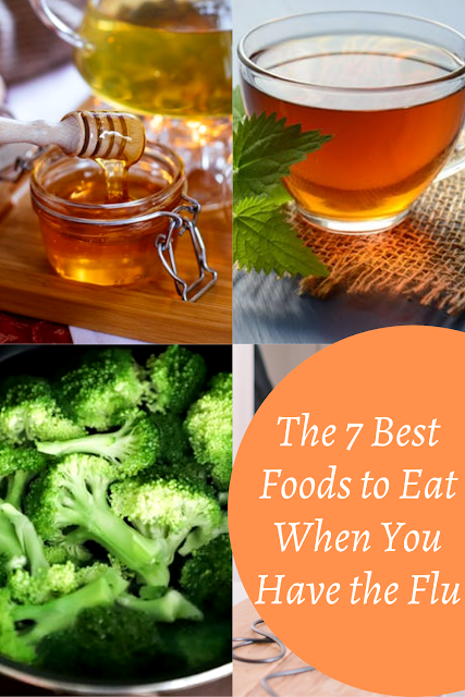 The 7 Best Foods to Eat When You Have the Flu