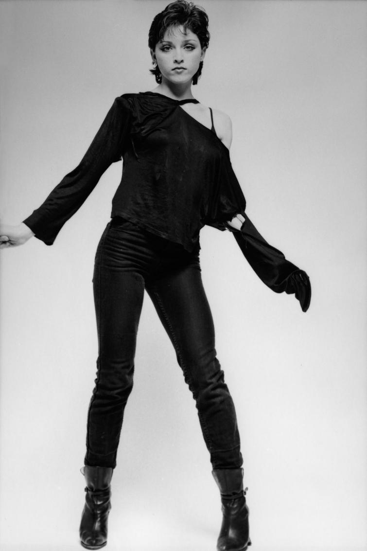 Малоизвестные фотографии Мадонны