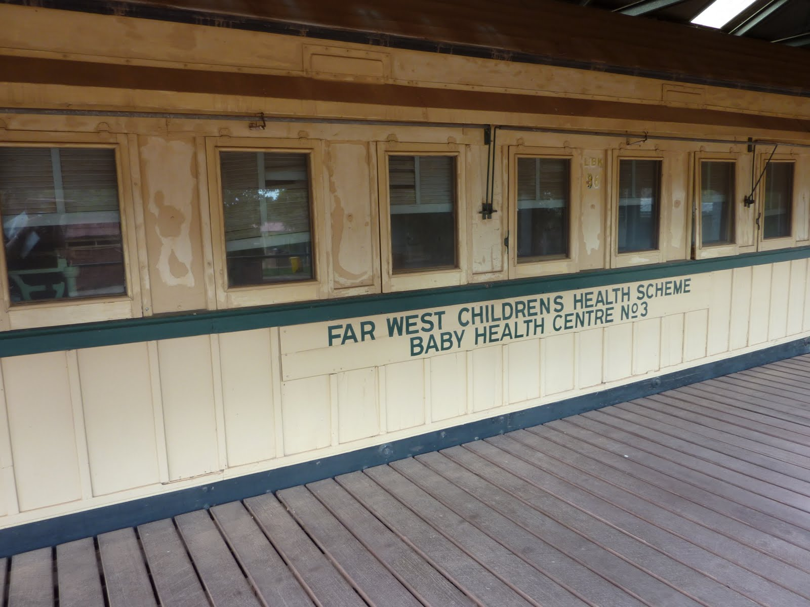 Snodge's subjective travel blog: Silver City Sojourn - Day 2 - West