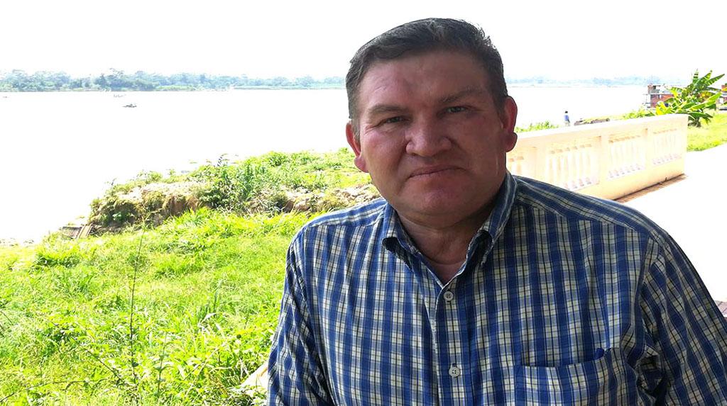 El periodista Rubén Darío Méndez Chávez en una imagen obtenida de sus redes sociales / RRSS