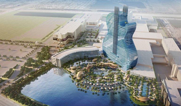 Primer Hotel Guitarra del mundo ya acepta reservas en su complejo de La Florida