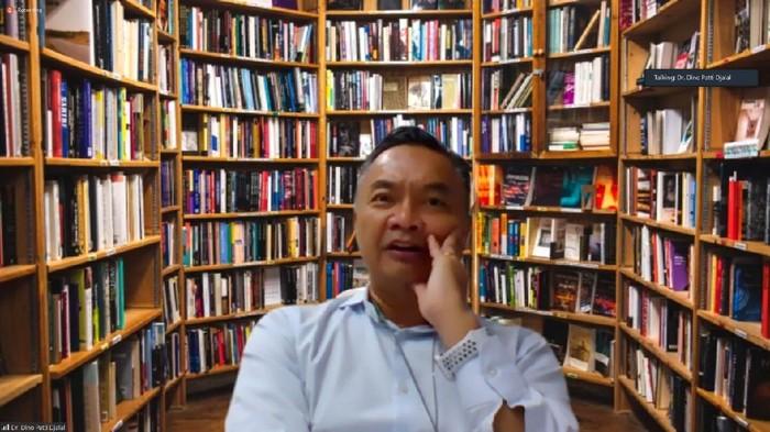 Fredy Kusnadi Kembali Lapor Polisi, Dino: Pencitraan Busuk!