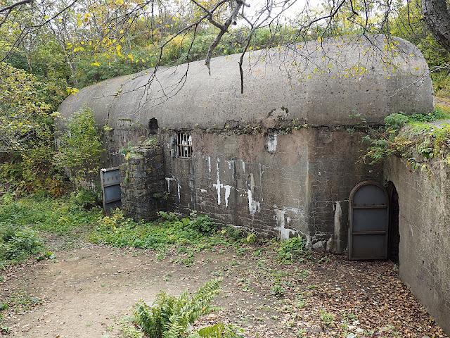 Владивосток, форт Поспелова (Vladivostok, fort Pospelov)