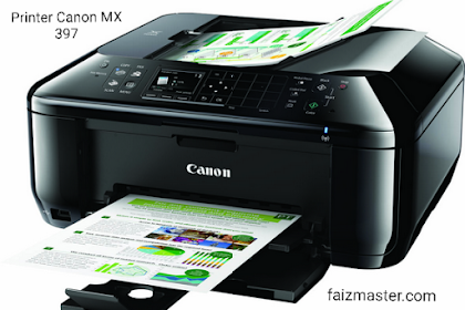 Review Printer Canon PIXMA MX397 All In One