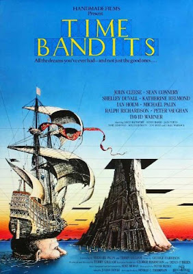 Time Bandits Poster